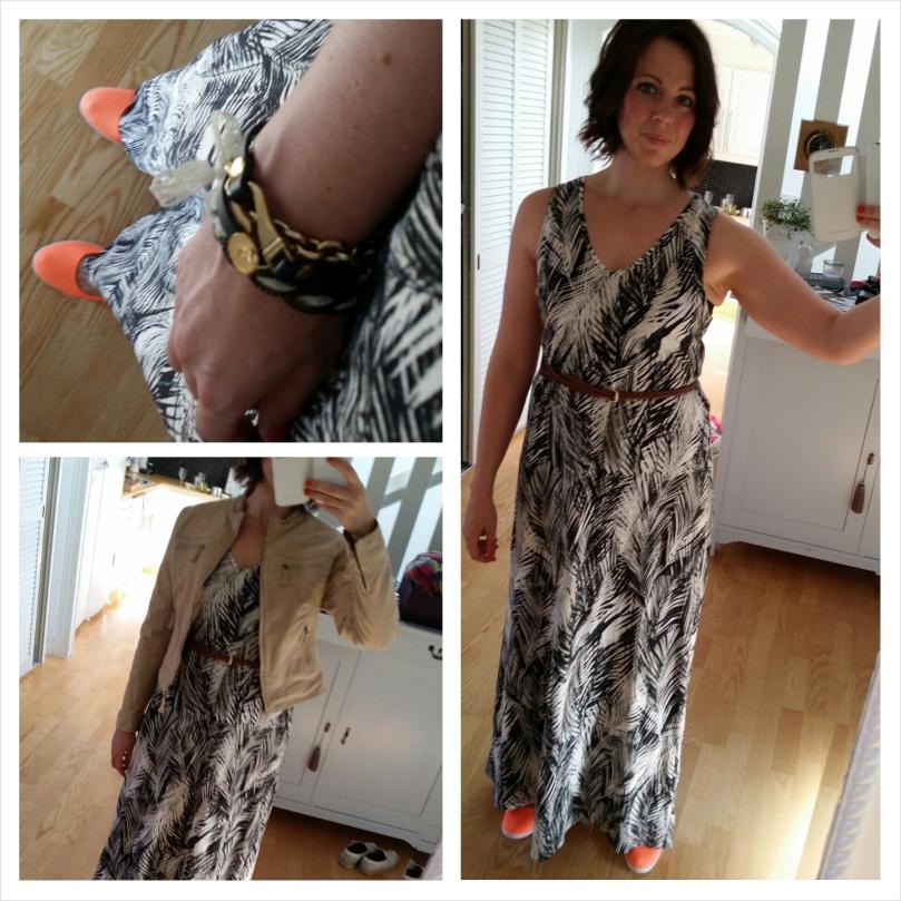 Håriga ben + lång klänning = sant